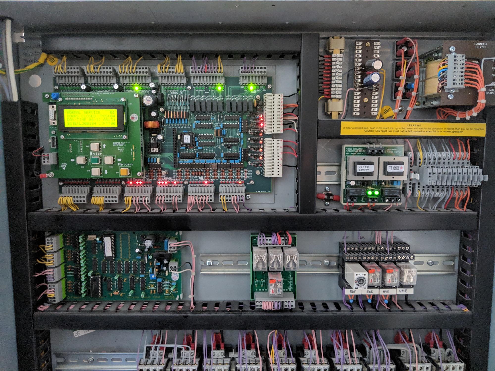 Stannah controller